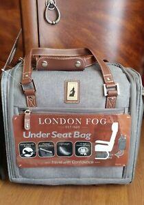 London Fog Underseat Luggage Paddington Collection Soft Lightweight New Ebay