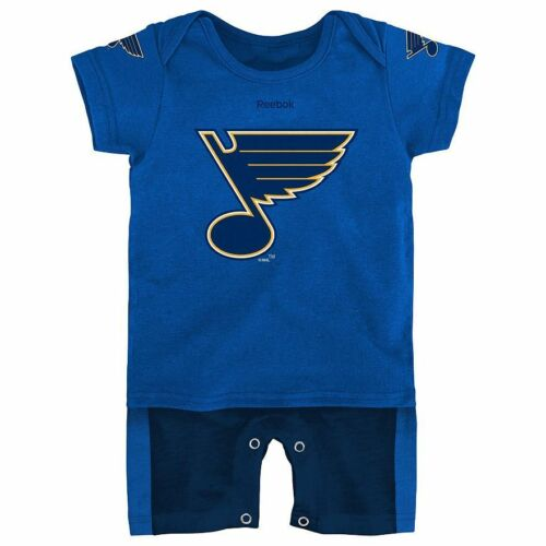 Baby Reebok St Louis Blues Fan Jersey