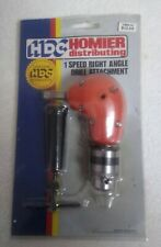 Hdc 90 Degree 1 Speed Right Angle Drill Attachment For Hand Power Drill Use