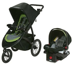 Graco RoadMaster Jogger Travel System, Hudson Car Seat and ...