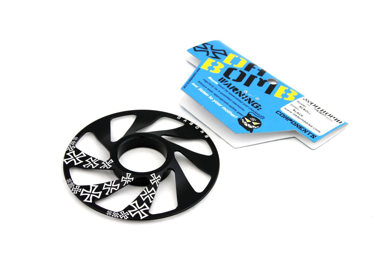 DaBomb Scroll 10 velocidad a 7 Velocidad Converdeidor Para Shimano  Cassette-Negro  soporte minorista mayorista