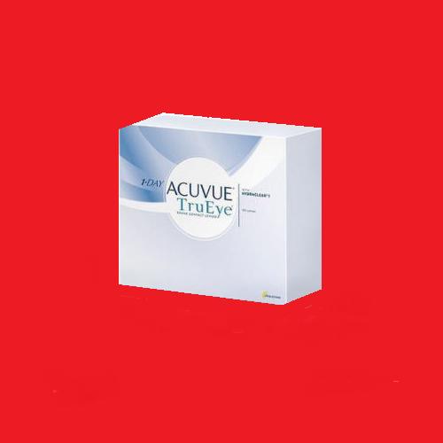 Acuvue Trueye 1x90 oder 3x30 Kontaktlinsen Tageslinsen Neu OVP B.C 8.5 oder 9.0