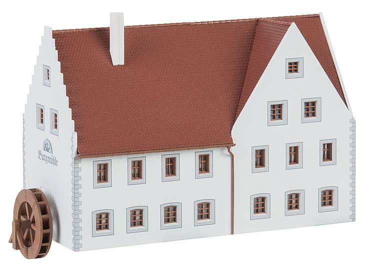 Ftuttier N 232317 Burgmühle 135 x 62 x x x 88mm Nuovo Conf. Orig. 6ebd9f