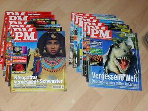 P-M-Peter-Mosleitners-interessantes-Magazin-1998-Kompletter-Jahrgang