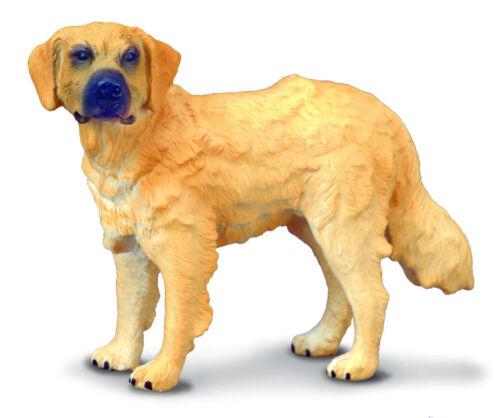 Golden Retriever 8 cm Hunde und Katzen Collecta 88116