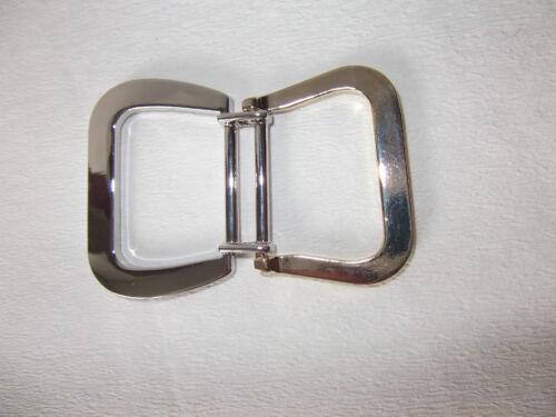 1 Boucle de ceinture gurtstopper 3 cm argent//or 07.25.3099