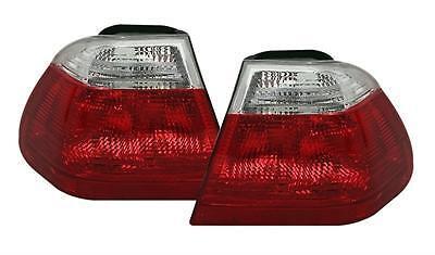 2 FEUX ARRIERE BMW SERIE 3 E46 BERLINE PHASE 2 DE 10//2001 A 2005 320D 330D 318D