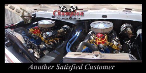 1968 69 70 71 72 73 1974 Ford F-100 Pickup 2 Row Champion DR Radiator V8