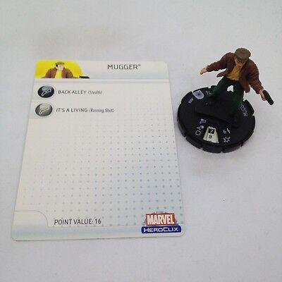 Heroclix Web of Spider-man 006 Mugger