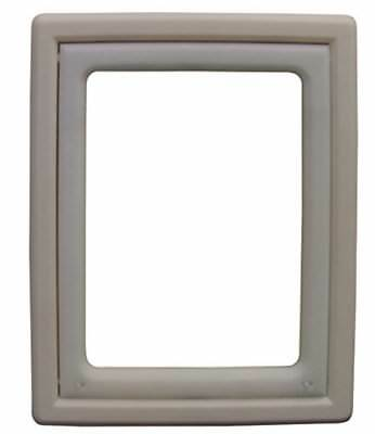 """8.875/"""" x 10.5/"""" Flap Size FREE2DAYSHIP Ideal Pet Products Screen Fit Pet Door"""