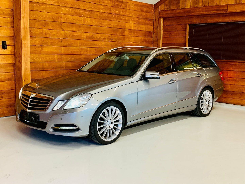 Mercedes E350 3,0 CDi Avantgarde stc. aut. BE 5d - 319.900 kr.