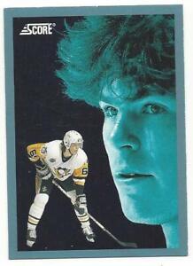 JAROMIR-JAGR-1992-93-Score-Dream-Team-494-PICK-1-NM-MT-NHL-Pittsburgh-Penguins
