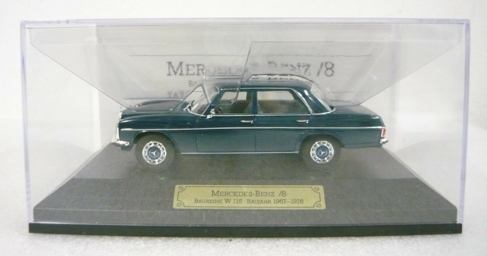 Faller 4375, Mercedes-Benz 200 8, W 185, 1967-76, 1 43, neu&ovp