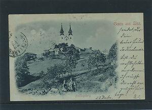 Mondschein-Karte-1897-aus-Linz-an-der-Donau-Poestlingberg-Oberoesterreich-C3