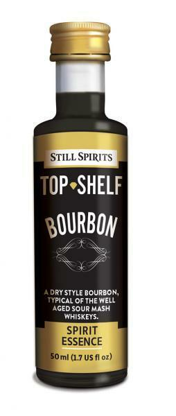 Still Spirits Top Shelf BOURBON - 50ml Essence