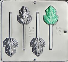 Frog Lollipop Chocolate Candy Mold 3369 NEW