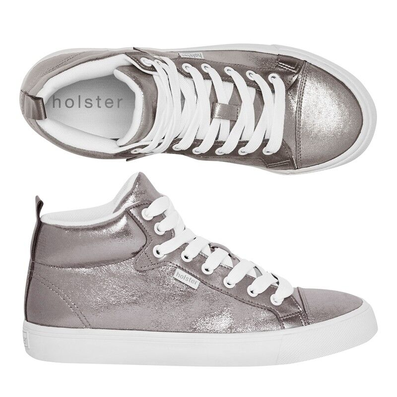 Holster Nova Sneaker - Pewter size 37, 38, 39, 40 and 41