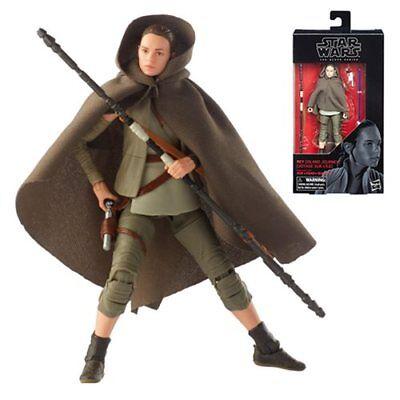 "Figure 58 Star Wars Black Series Rey Island Journey 6/"" The Last Jedi"