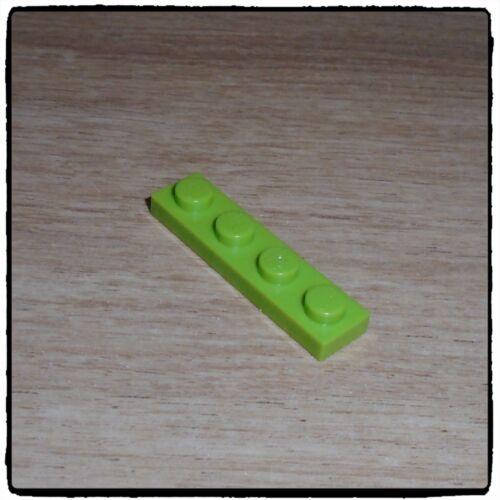 Lego 3710 Plate 1 x 4 ~ Choix Couleur /& Quantité ~