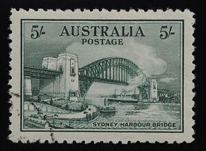 Sc 132 / SG 143 Australia Sydney Bridge XF Used