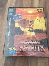 NEO GEO:    SAMURAI SPIRITS        SNK         JAPAN