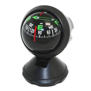 Dashboard Car Compass Ball Outdoor Guide Dash Mount Boat Truck Car Compass