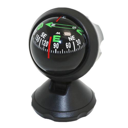 Boat Auto Car Compass Navigation Dashboard Mount Marine Outdoor Climbing Compass