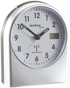 Technoline-Analogique-Radio-Reveil-Wt-755-Heure-Radio-Pilotee-Snooze-DCF-77