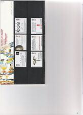 2004 ROYAL MAIL PRESENTATION PACK ROYAL SOCIETY OF ARTS MINT DECIMAL STAMPS