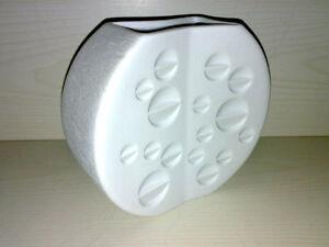 Vase-OP-ART-Thomas-Porzellan-Design-Hans-Theo-Baumann-Hoehe-15-cm-Wheel-Vase