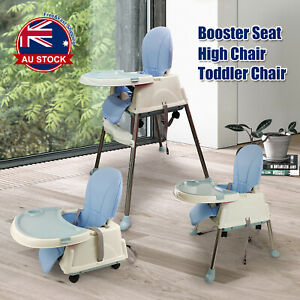 3 in 1 Baby Infant Dining High Chair Toddler Eating Feeding Table Booster Seat O