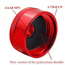 Extended Run Fuel Gas Cap Red For Honda Eu2000 Eu1000i Generator 14npt Line