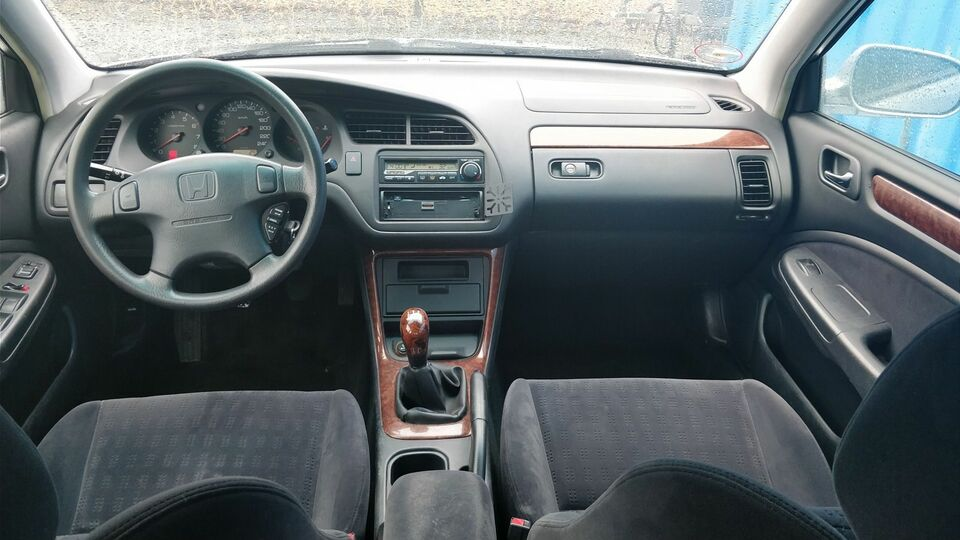 Honda Accord, 2,3i ES, Benzin