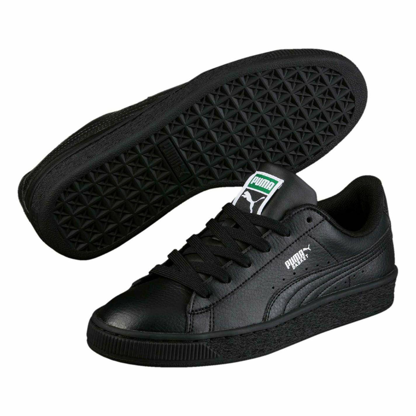 shoes de women Niños Unisex Gimnasia Zapatillas Puma Baloncesto Clásico Lfs