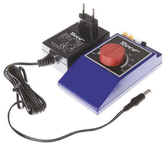 Roco 10788 Regelteil + Netzteil analog NEU/OVP