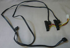 HP Z600 Workstation SATA / HDD Power Connector Cables Assembly P/N 464947-001