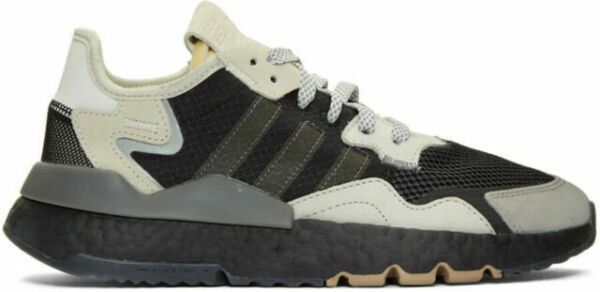 Size 13 - adidas Nite Jogger Grey Pack - Carbon 2019 for sale ...