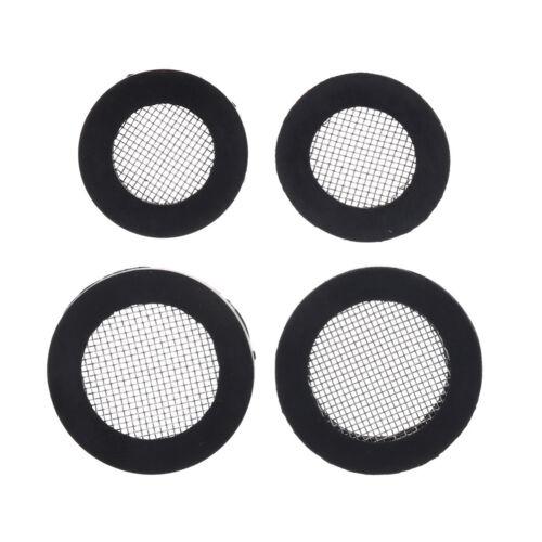 10x 1//2/'/'3//4/'/'acier inoxydable filtre douche d/'eau net rondelle en caoutchouc IU