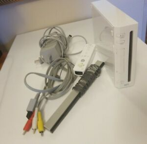 Nintendo-Wii-Console-RVL-001-Tested-Working-Free-Domestic-Shipping