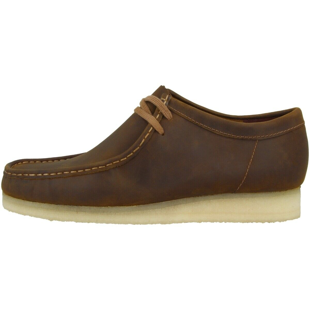 Clarks Wallabee Chaussures Hommes Chaussures Basses Cuir Chaussure Lacée Mocassins 26134200