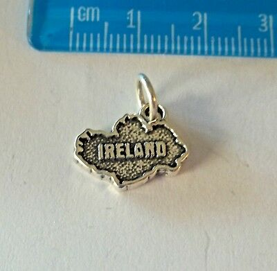 Sterling Silver Ireland Country Charm