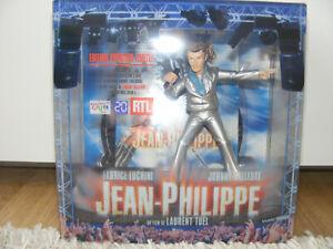 Johnny Hallyday coffret collector Jean-Philippe édition prestige inclus 45t pict