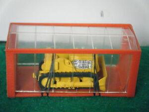 Mini-Dinky-No-94-034-International-Bulldozer-034-Yellow-Boxed