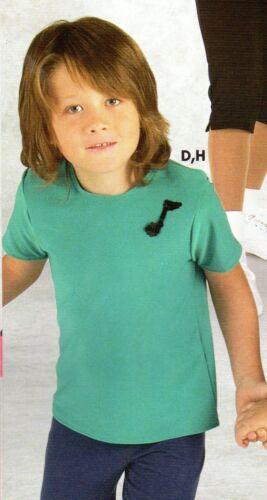 NWT BOYS SHIRT MUSIC NOTE TRIM CHILD ADULT SIZES DANCE JAZZ TAP JADE RASPBERRY
