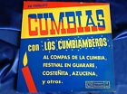 Rare Latin Cumbia LP : Los Cumbiamberos ~ Al Compas De La Cumbia ~ Tropico 1042