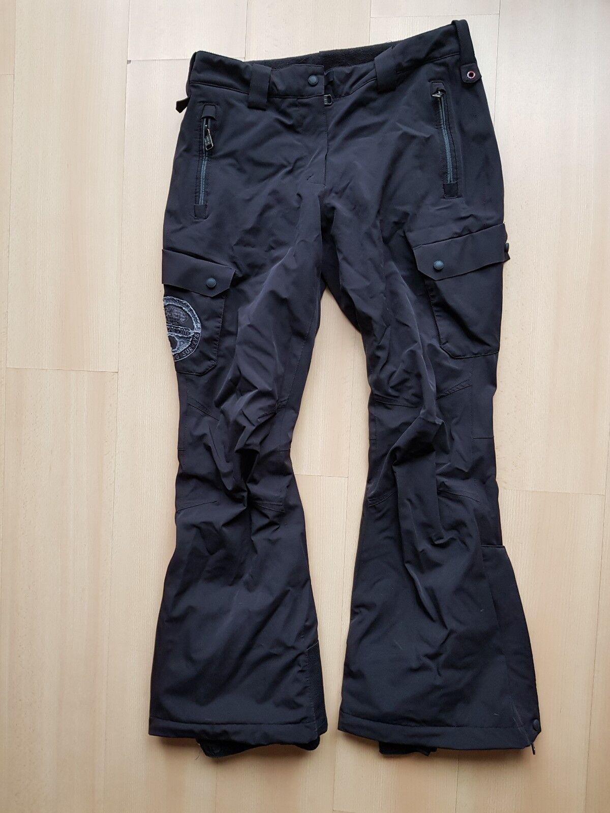 NAPAPIJRI Ski Snowboard Pants Insulated Trousers Women's Size L