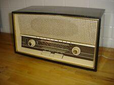 VINTAGE TELEFUNKEN Jubilate de Luxe 1261 Radio with Operator Manual