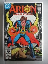 Arion - Lord of Atlantis (1982-1985) #1 VF+