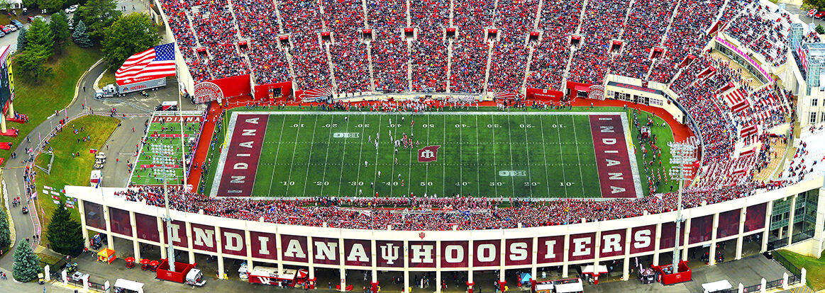 2017 Indiana Hoosiers Football Season Tickets - Season Package (Includes Tickets for all Home Games)