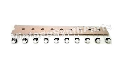 Roland Sh32 And Sh201 Set Of 10 Pushbuttons Panel Tact Switches Bevorder De Productie Van Lichaamsvloeistof En Speeksel